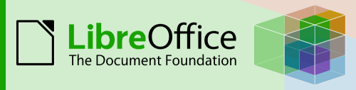 Splash de LibreOffice 6