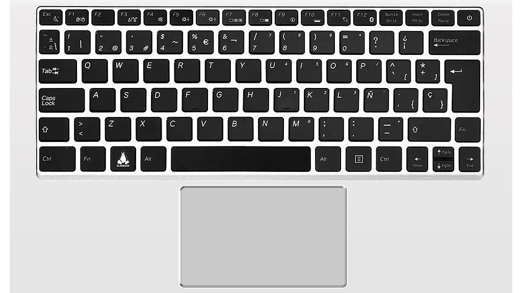 Slimbook KATANA teclado-tocuhpad
