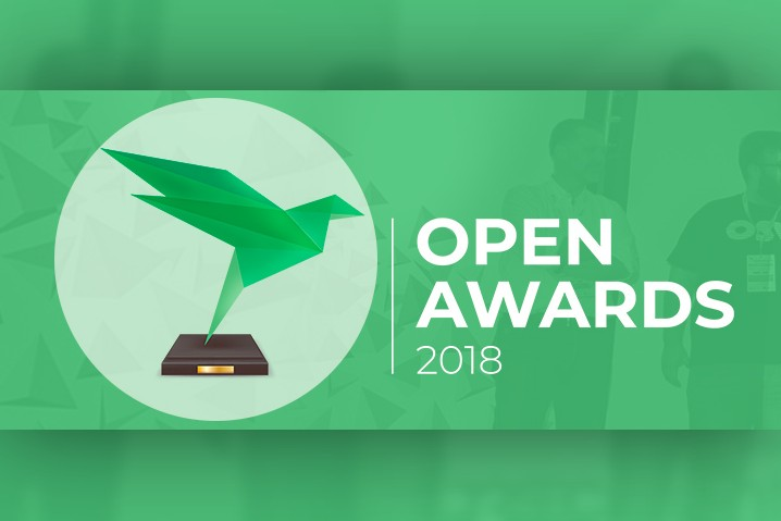 Open Awards 2018