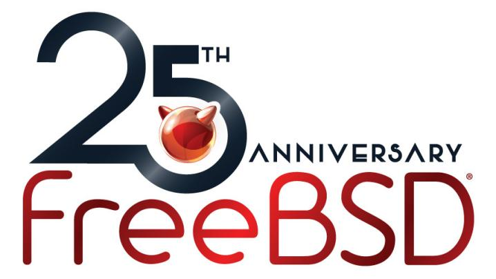 25th FreeBSD