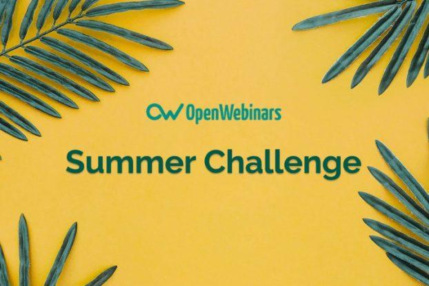 openwebinars-summer-challenge