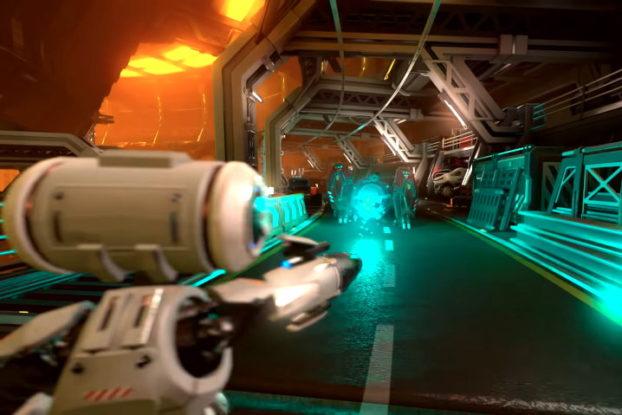 Shooter en tercera persona de GODOT 3.1