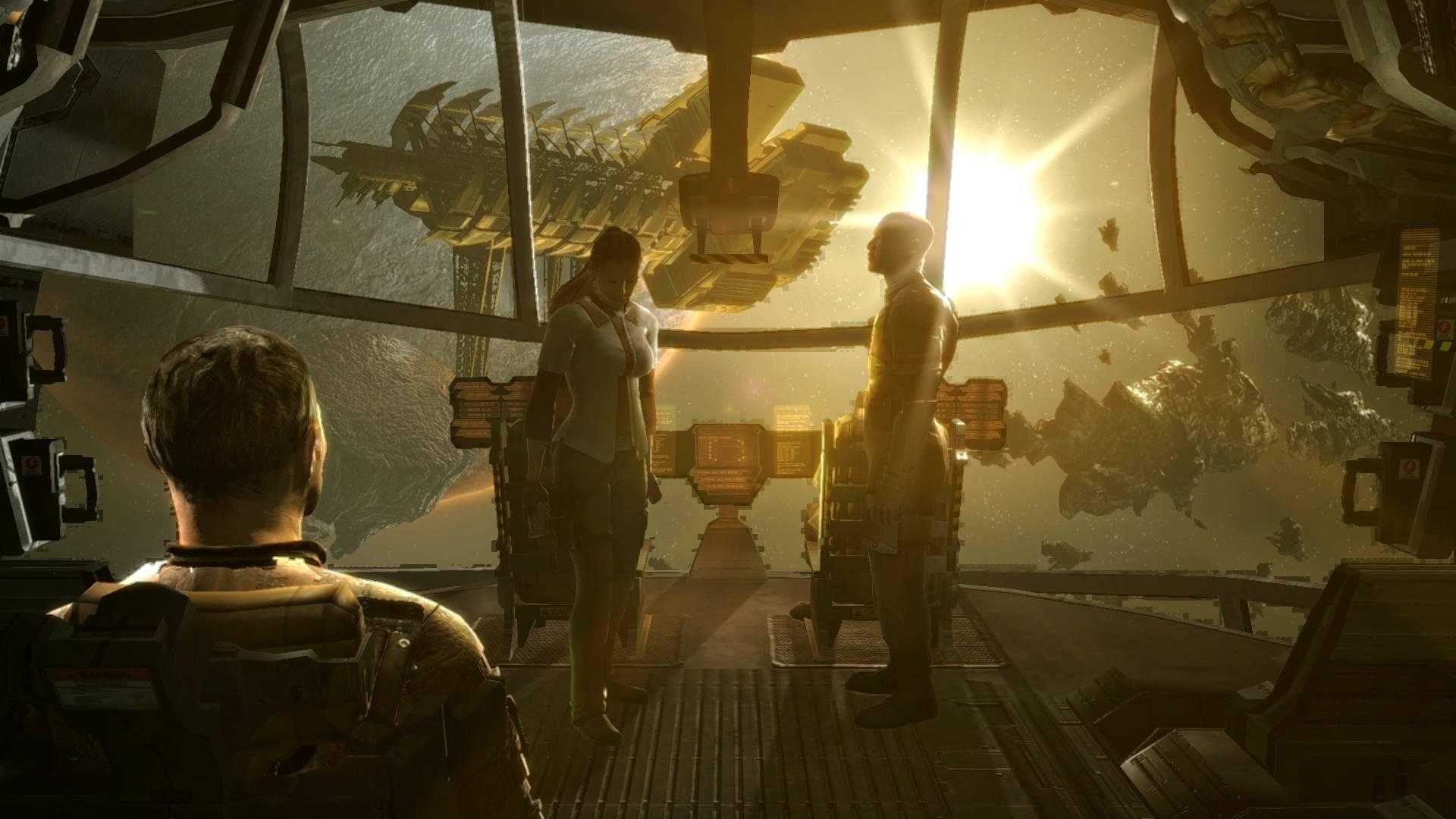 Fallos gráficos en Dead Space 1 cuando es ejecutado en Steam Play/Proton