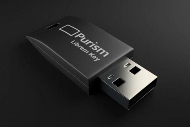 Purism lanza su propia llave USB de seguridad: Librem Key