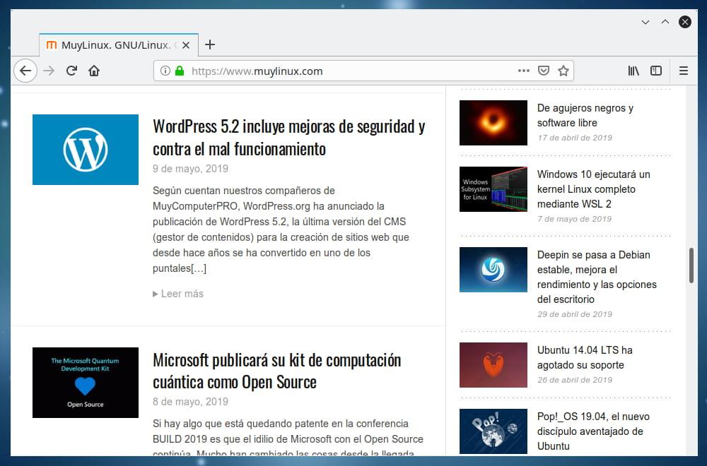 Cómo deshabilitar el menú global de KDE Plasma en Firefox » MuyLinux