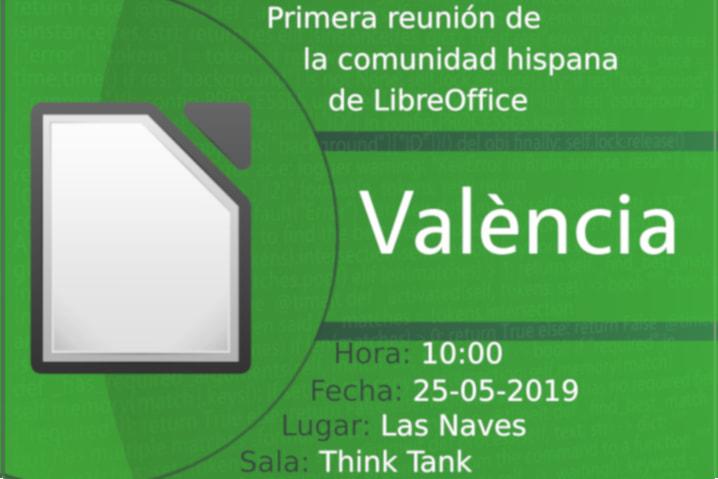 comunidad española de LibreOffice