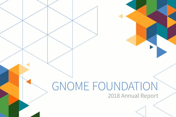 gnome foundation 2018
