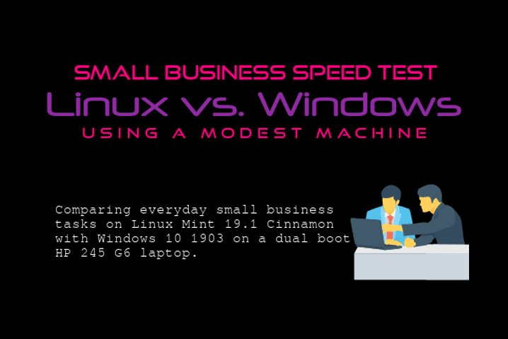 linux mint vs windows