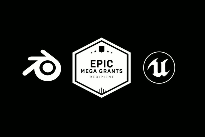 Epic Games y Blender Foundation