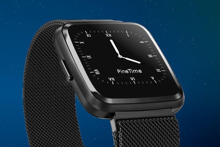 PINE64 anuncia PineTime, un 'smartwatch' con Linux por 25 dólares