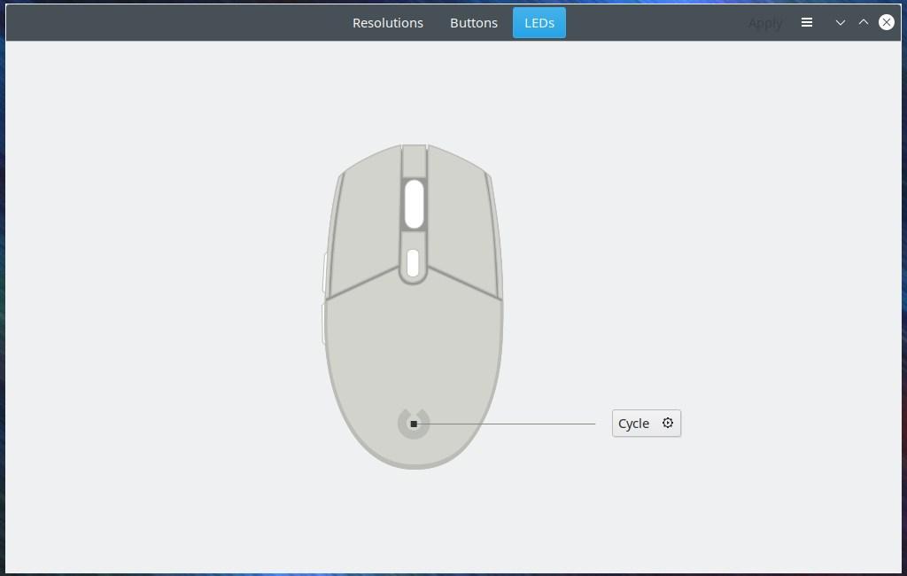 ratones gaming en linux