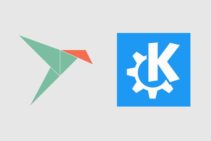 extensión de KDE neon de Snapcraft