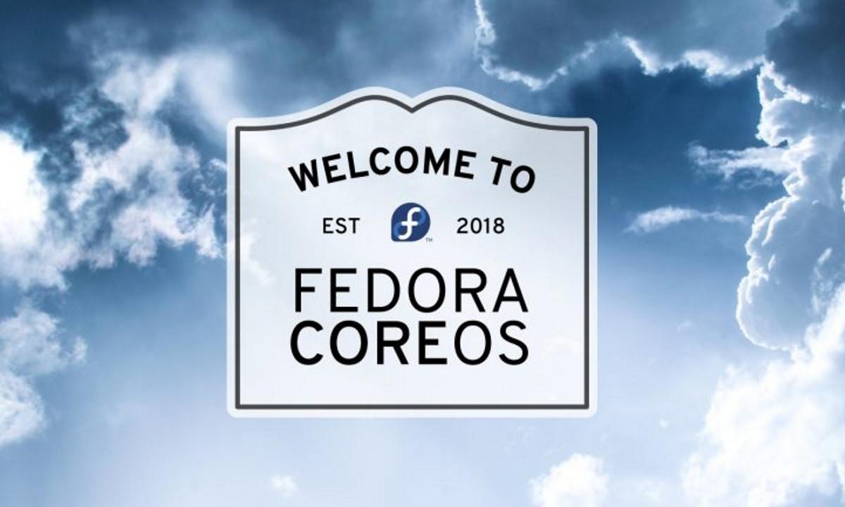 Fedora CoreOS