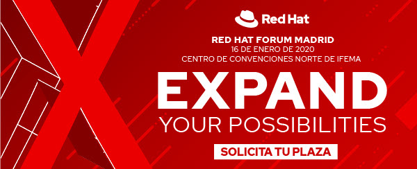 Red Hat Forum Madrid 2020