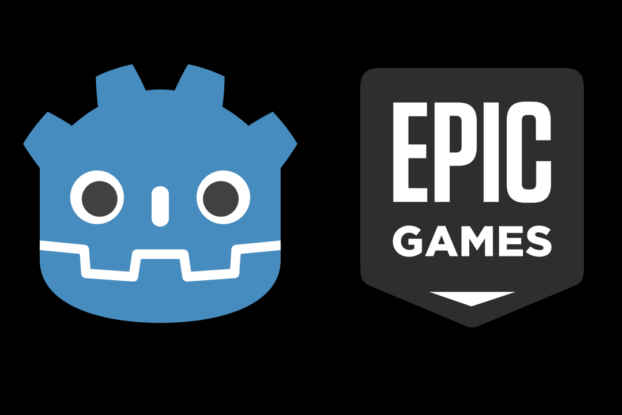 Godot y Epic Games