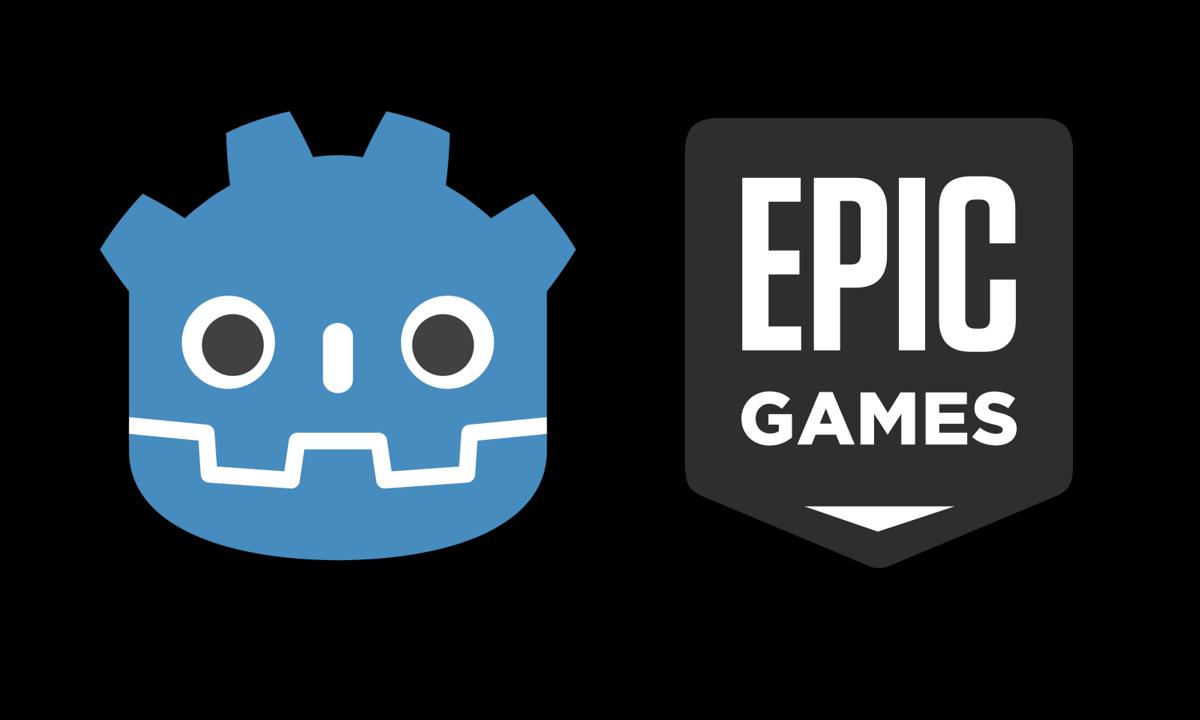 Godot y Epic Games