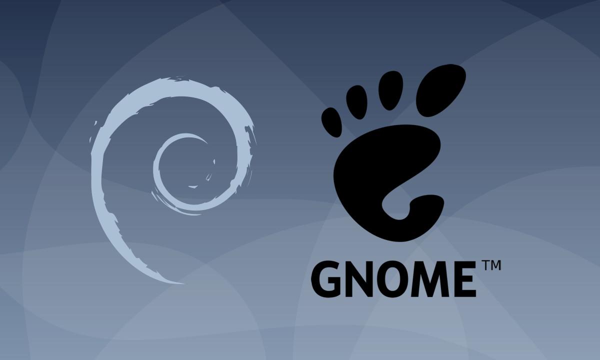 Debian con GNOME