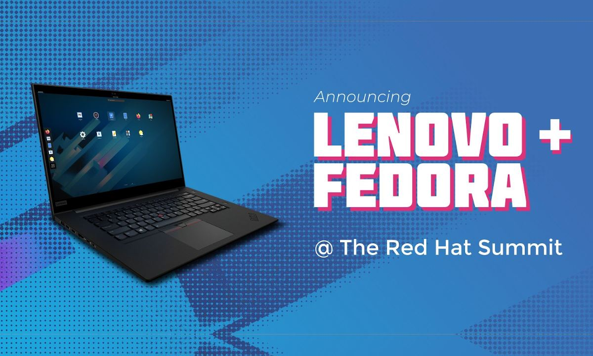 ThinkPad con Fedora