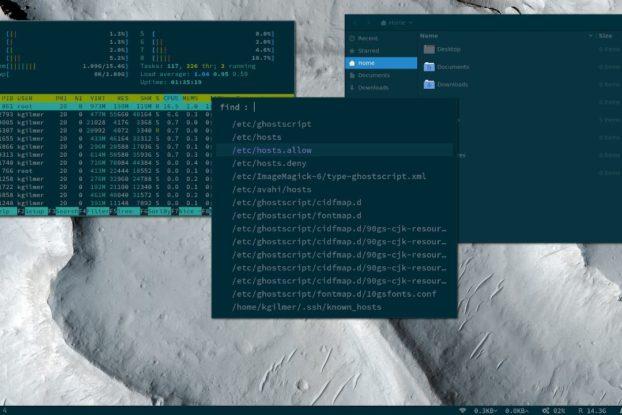 Regolith Linux