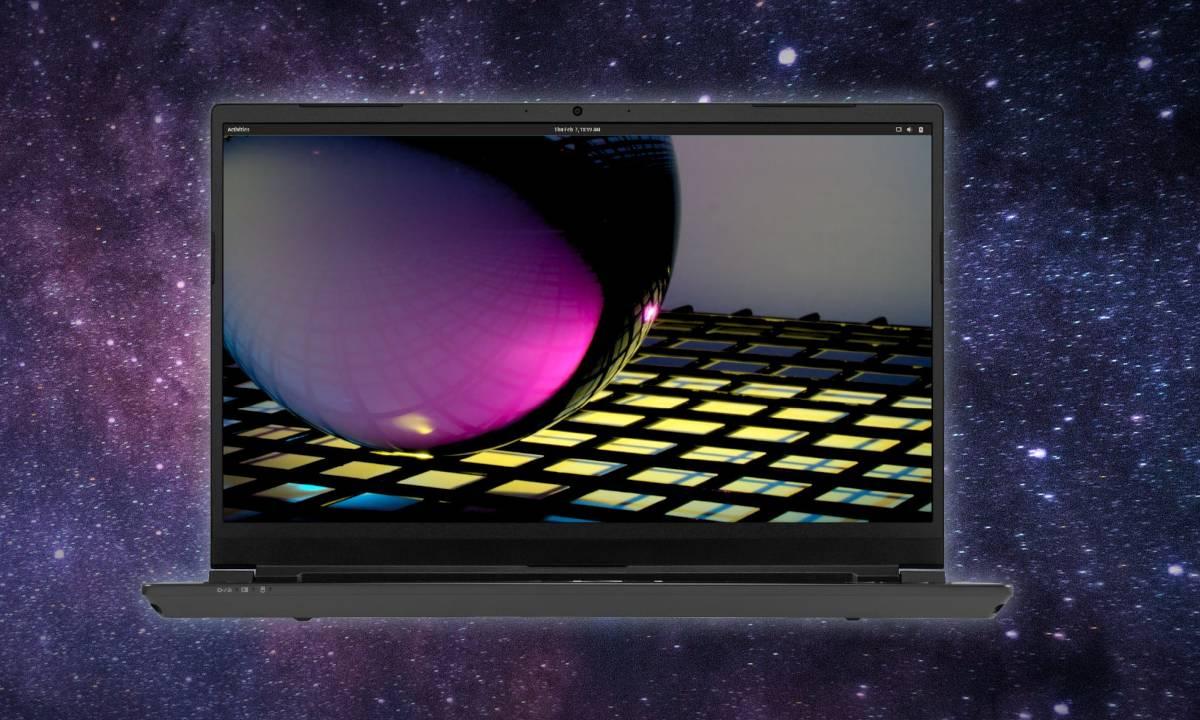 Oryx Pro de System76
