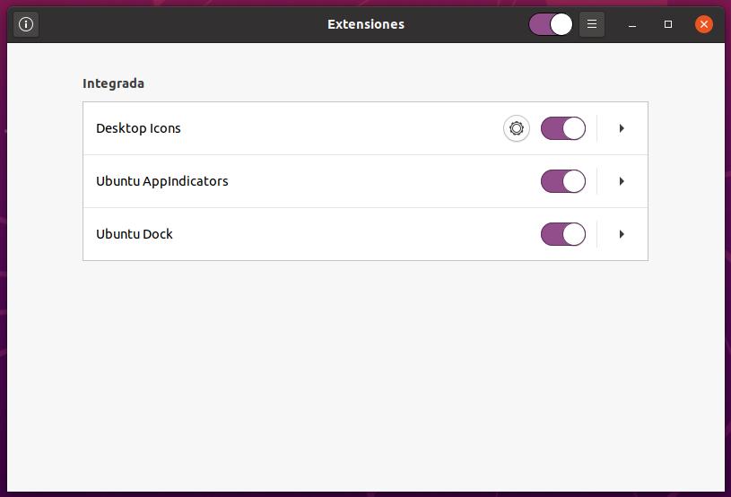 Cómo instalar extensiones de GNOME en Ubuntu