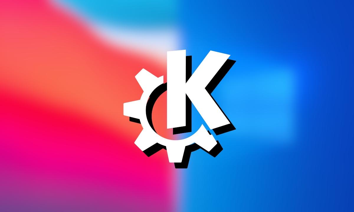 KDE Big Sur Windows 10