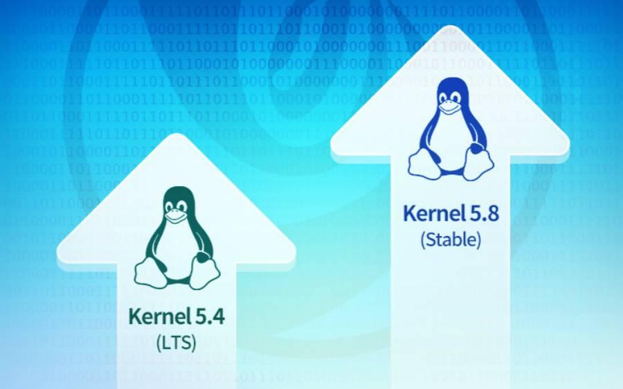 Actualización de Linux en Deepin 20.1