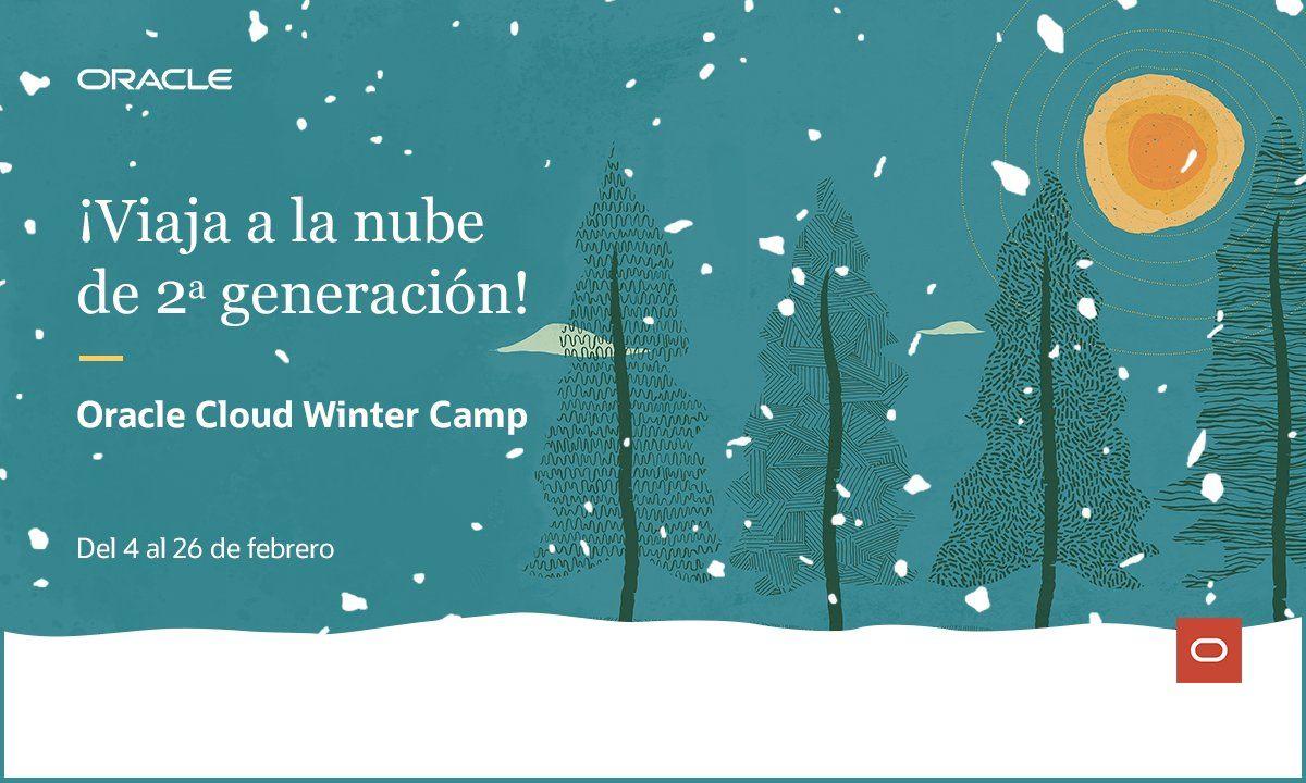  Oracle Cloud Winter Camp