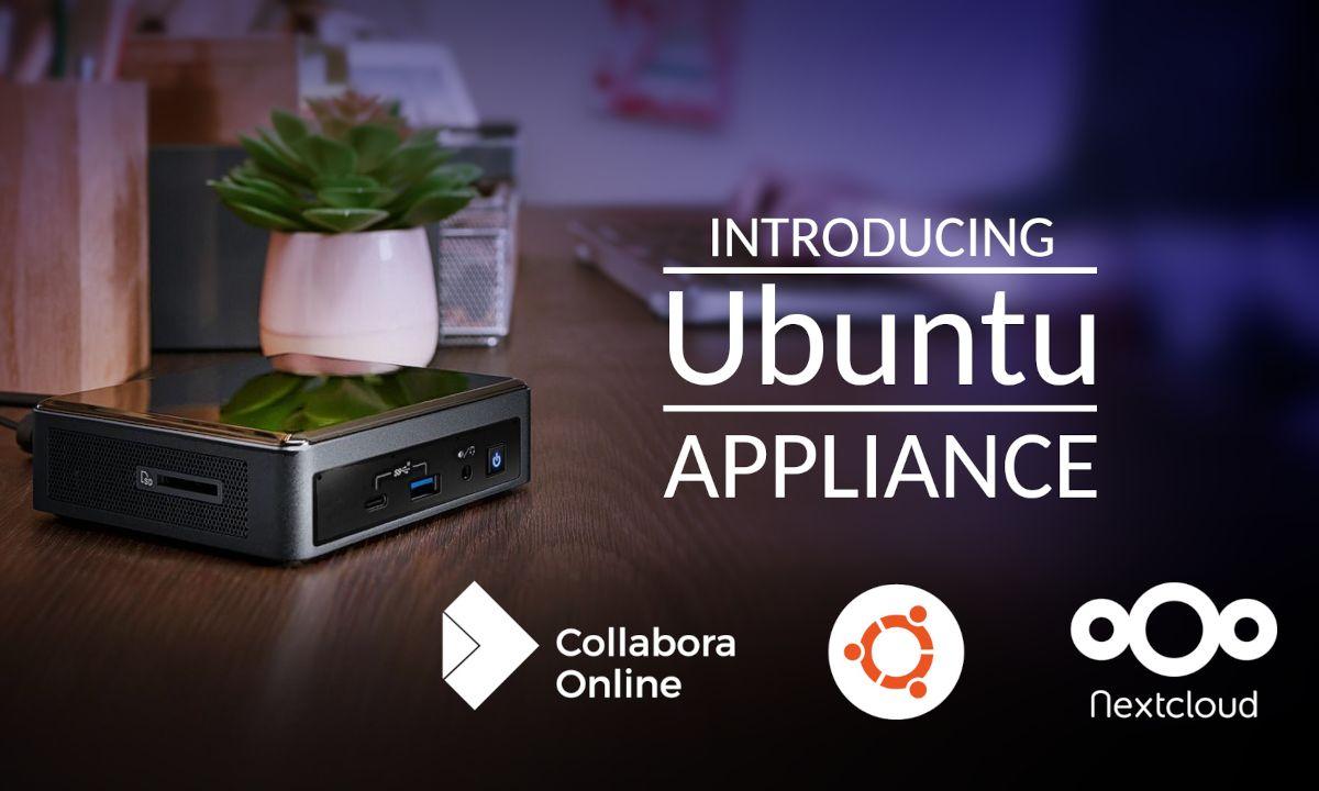 Nextcloud Ubuntu Appliance y Collabora Online