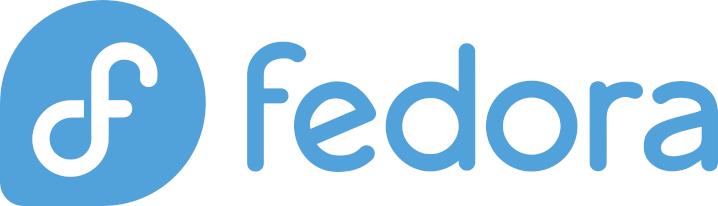 Logo de Fedora 34
