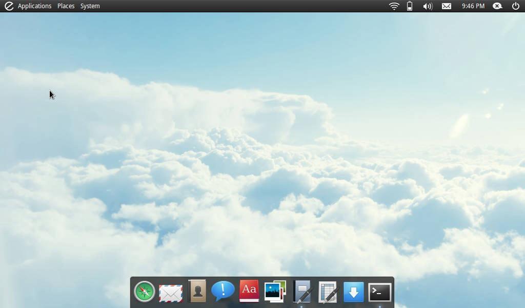 elementary OS 0.1 'Jupiter'
