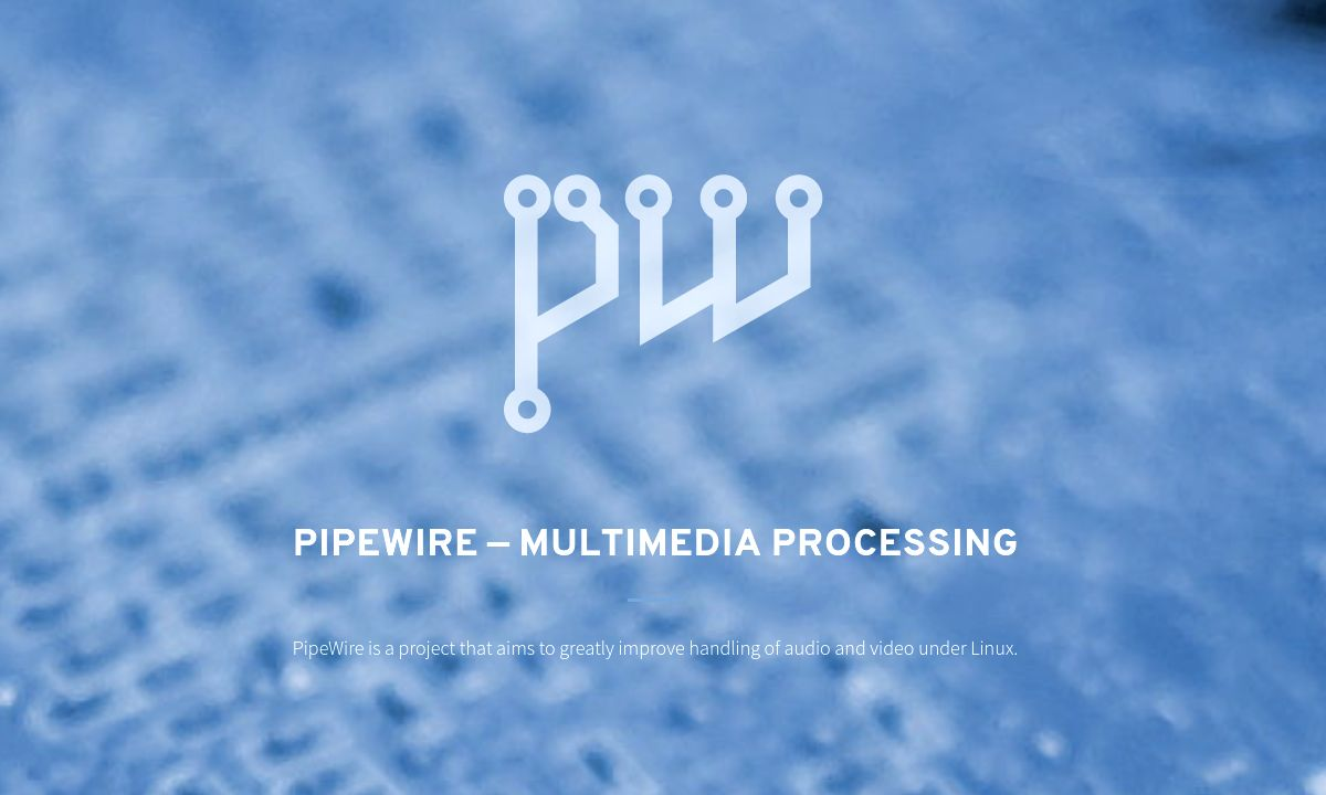 PipeWire