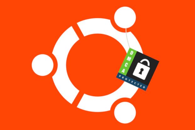 ubuntu dmca