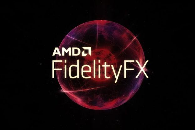 FidelityFX Super Resolution de AMD
