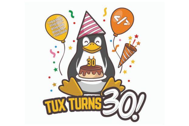 Linux cumple 30 años
