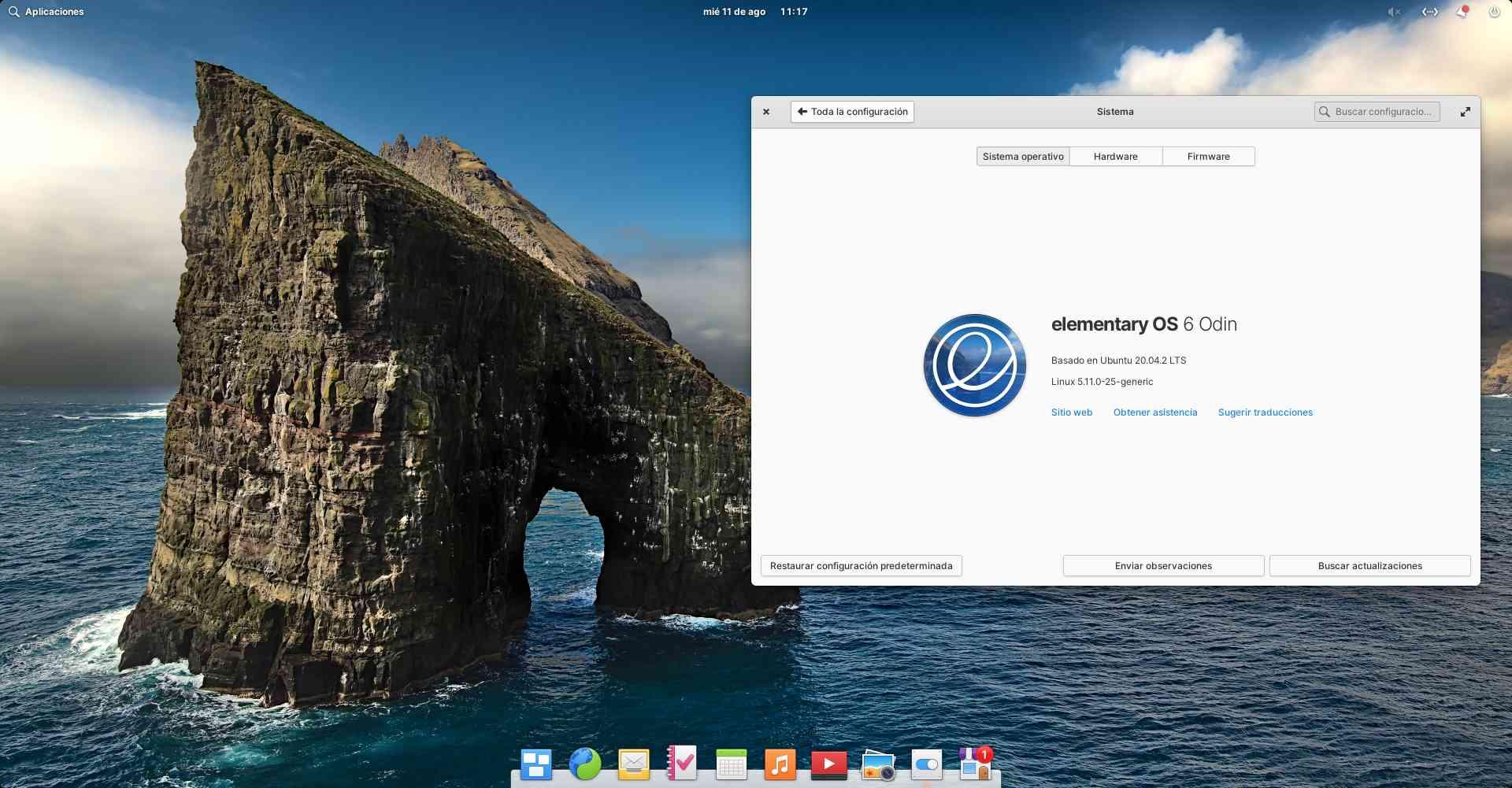 elementary OS 6